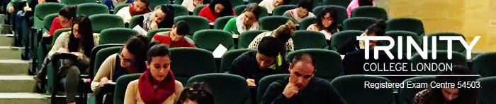 Convocatoria julio de Trinity Huelva. Celebrado examen escrito