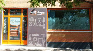 Academia idiomas Madrid Las Rosas