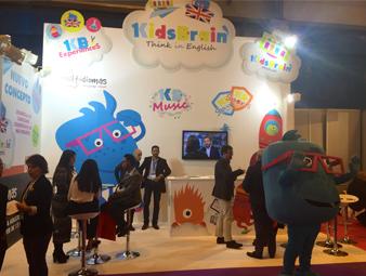 Multidiomas + Kidsbrain en Expofranquicia 2016