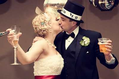 El beso de fin de año