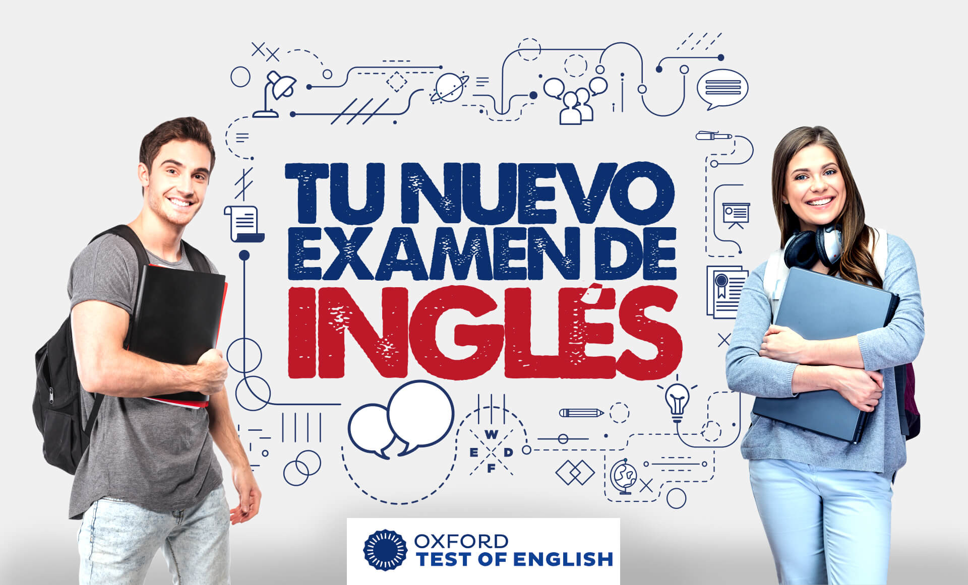 Examen de inglés Oxford